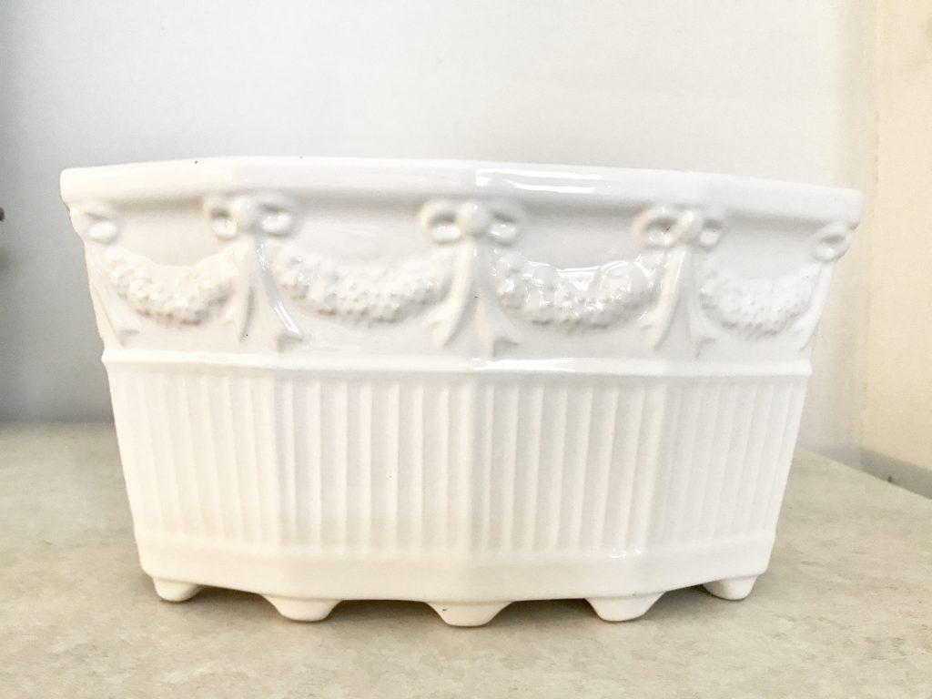 Ceramic pot, A-417