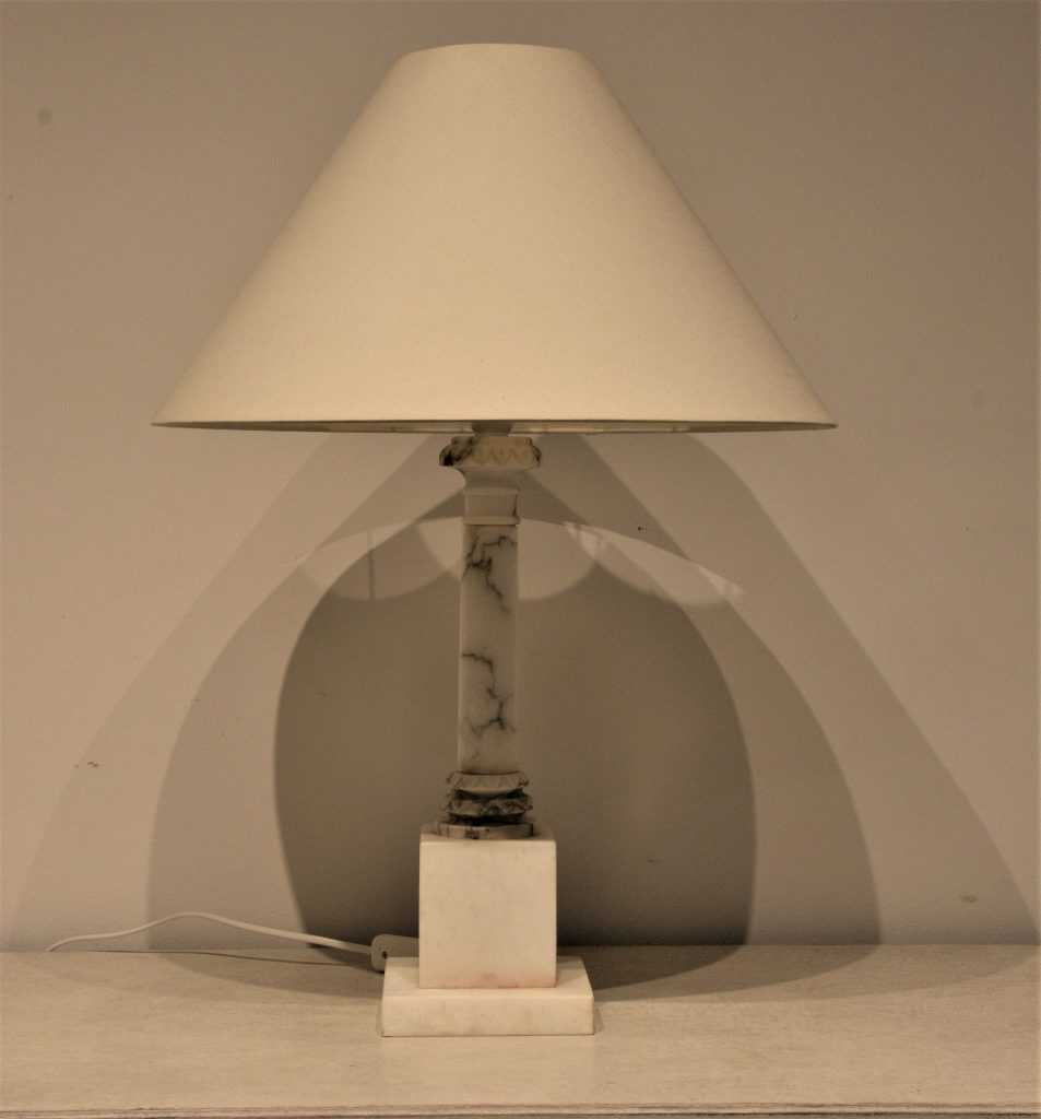 Marble lamp OD-318