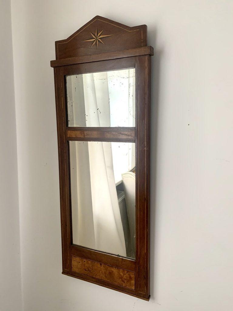 Gustavian Mirror, Sweden, A-713