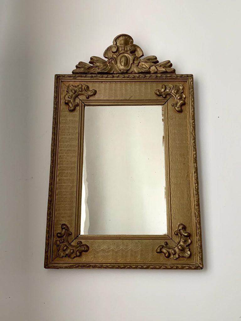 Rococo Style Mirror, Sweden, A-952