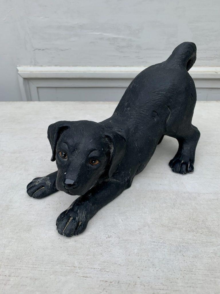 Figurka – Labrador czarny, Szwecja, A-977.3